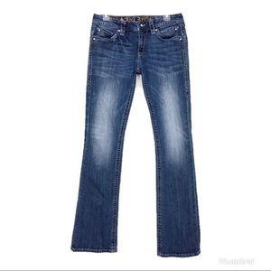 Rock Revival Sasha Boot Jeans Size 31